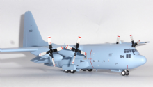 Lockheed C-130 Japan Japanese Navy Inlfight 200 Model Scale 1:200 IF1300517 E